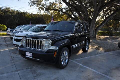 2010 Jeep Liberty for sale at STEPANEK'S AUTO SALES & SERVICE INC. in Vero Beach FL