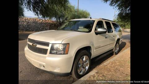 2010 Chevrolet Suburban for sale at Noble Motors in Tucson AZ