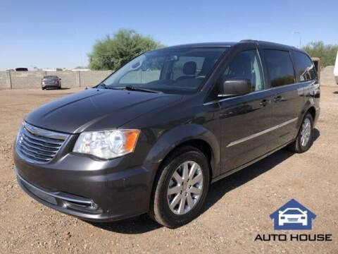 2015 Chrysler Town and Country for sale at MyAutoJack.com @ Auto House in Tempe AZ