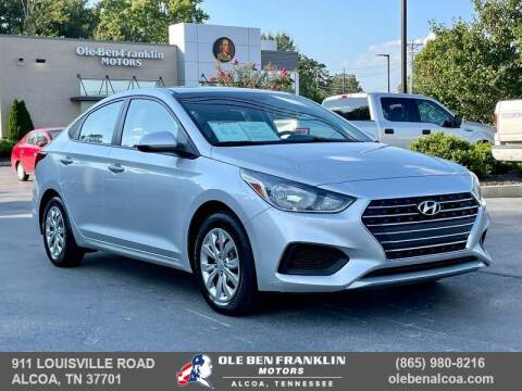 2019 Hyundai Accent for sale at Ole Ben Franklin Motors Clinton Highway in Knoxville TN