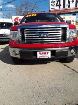 2010 Ford F-150 for sale at Best Auto & tires inc in Milwaukee WI