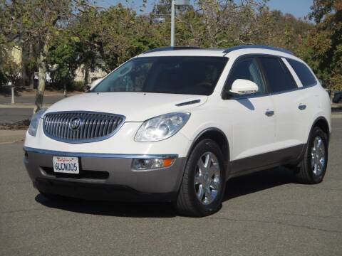 2010 Buick Enclave for sale at General Auto Sales Corp in Sacramento CA