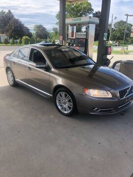 2008 Volvo S80 for sale at QUALITY USED CARS LLC in Wallingford CT