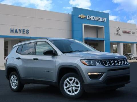 2018 Jeep Compass for sale at HAYES CHEVROLET Buick GMC Cadillac Inc in Alto GA