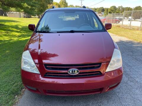 2006 Kia Sedona for sale at Speed Auto Mall in Greensboro NC