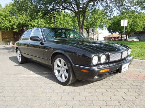 2001 Jaguar XJR for sale at Family Truck and Auto.com in Oakdale CA