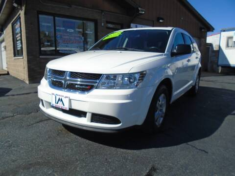 2012 Dodge Journey for sale at IBARRA MOTORS INC in Cicero IL