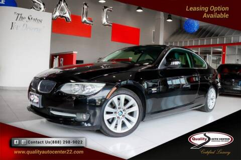 2012 BMW 3 Series for sale at Quality Auto Center in Springfield NJ