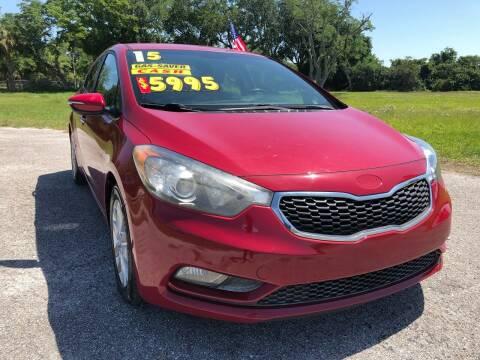 2015 Kia Forte for sale at Auto Export Pro Inc. in Orlando FL