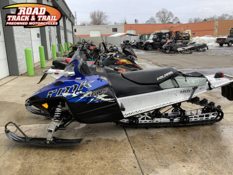 2010 Polaris RMK® 600 (155-Inch) for sale at Road Track and Trail in Big Bend WI