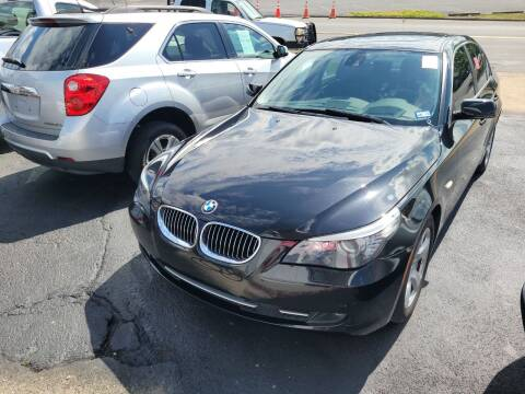 2008 BMW 5 Series for sale at All American Autos in Kingsport TN