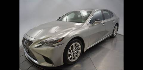 2018 Lexus LS 500h for sale at Time To Buy Auto in Baltimore OH