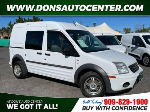 2010 Ford Transit Connect for sale at Dons Auto Center in Fontana CA