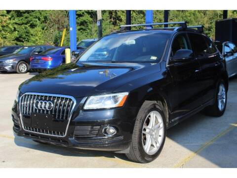 2016 Audi Q5 for sale at Inline Auto Sales in Fuquay Varina NC