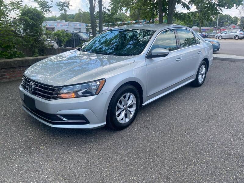 2016 Volkswagen Passat for sale at ANDONI AUTO SALES in Worcester MA