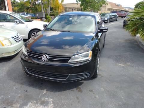 2013 Volkswagen Jetta for sale at LAND & SEA BROKERS INC in Pompano Beach FL