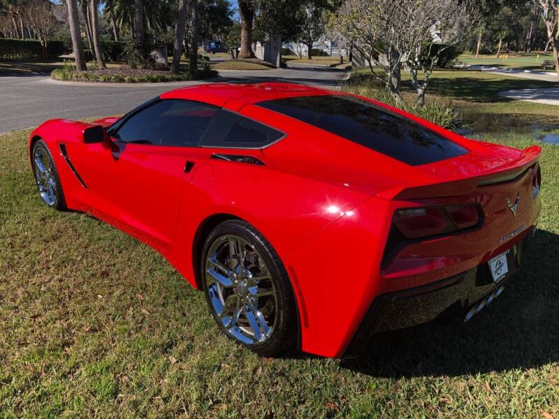 2015 Chevrolet Corvette Stingray Z51 2dr Coupe w/3LT - St Simons GA