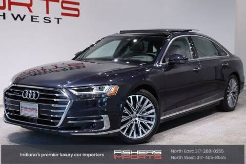 2019 Audi A8 L for sale at Fishers Imports in Fishers IN
