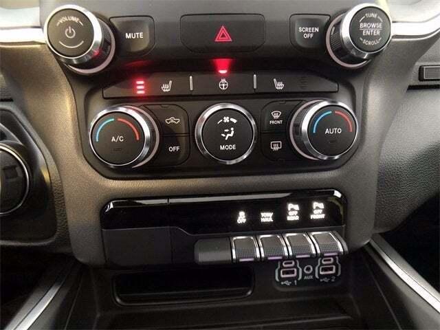 "2021 RAM Ram Pickup 1500 RAM 1500 BIG HORN QUAD CAB® 4X4 6'4 BOX"""" - North Olmsted OH"
