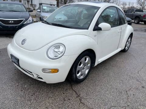 2003 Volkswagen New Beetle for sale at STL Automotive Group in O'Fallon MO