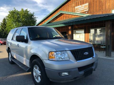 2003 Ford Expedition for sale at Coeur Auto Sales in Hayden ID