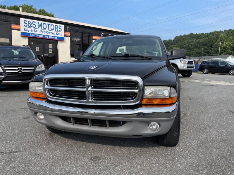 2004 Dodge Dakota for sale at S & S Motors in Marietta GA
