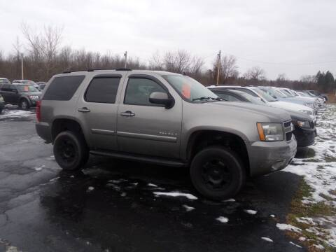 2007 Chevrolet Tahoe for sale at Pool Auto Sales Inc in Spencerport NY