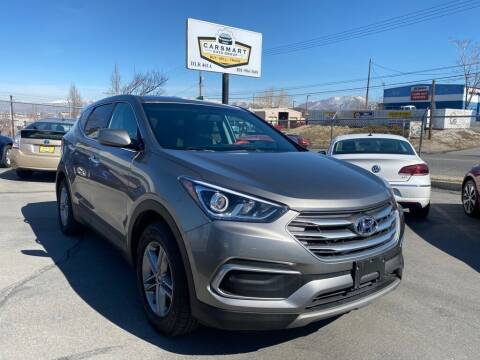 2018 Hyundai Santa Fe Sport for sale at CarSmart Auto Group in Murray UT