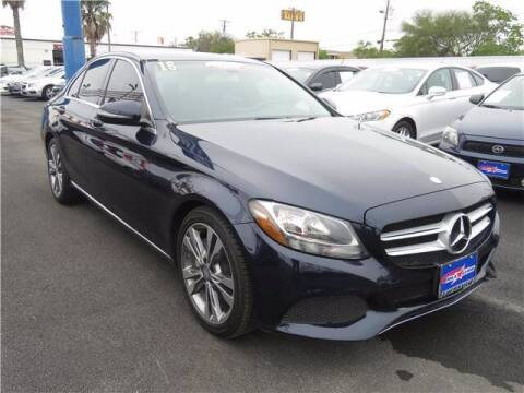 2016 Mercedes-Benz C-Class for sale at All Star Mitsubishi in Corpus Christi TX