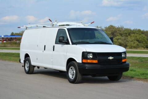 2016 Chevrolet Express Cargo for sale at Signature Truck Center - Cargo Vans in Crystal Lake IL