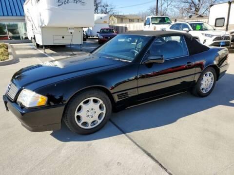 1995 Mercedes-Benz SL-Class for sale at Kell Auto Sales, Inc in Wichita Falls TX