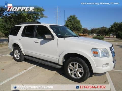 2010 Ford Explorer for sale at HOPPER MOTORPLEX in Mckinney TX