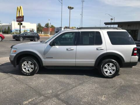 2007 Ford Explorer for sale at STEVE'S AUTO SALES INC in Scottsbluff NE