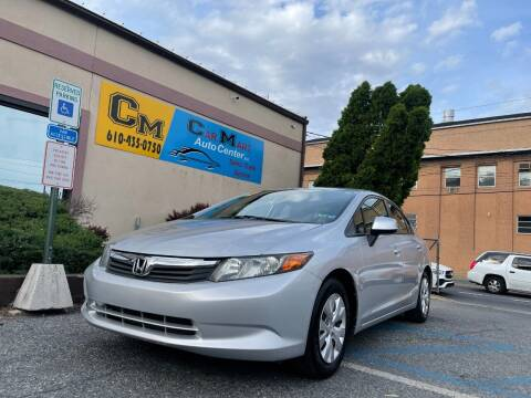 2012 Honda Civic for sale at Car Mart Auto Center II, LLC in Allentown PA