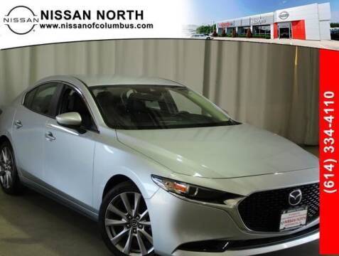 2019 Mazda Mazda3 Sedan for sale at Auto Center of Columbus in Columbus OH