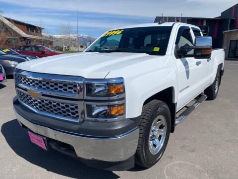 2015 Chevrolet Silverado 1500 for sale at Snyder Motors Inc in Bozeman MT