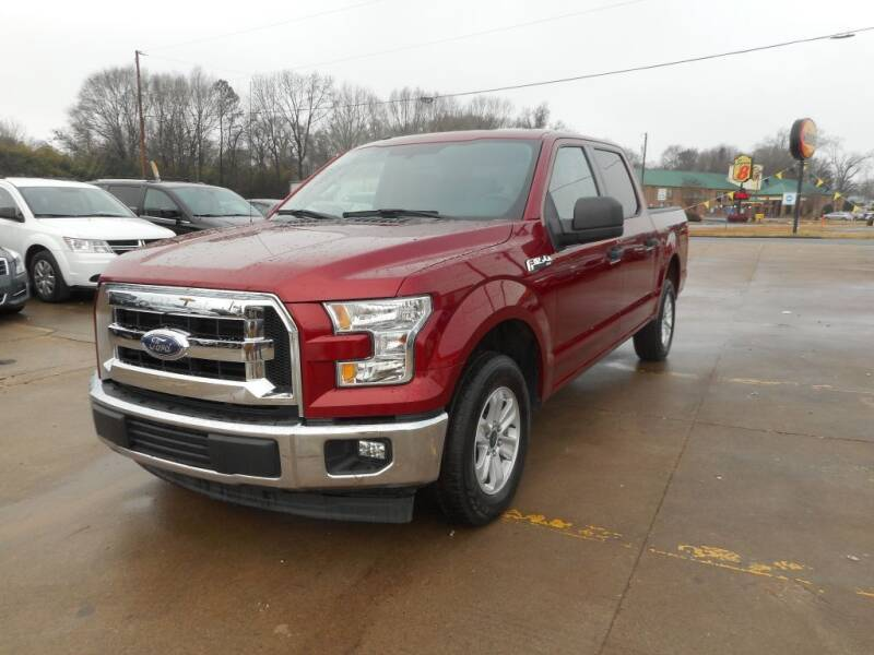 2017 Ford F-150 for sale in Spartanburg, SC