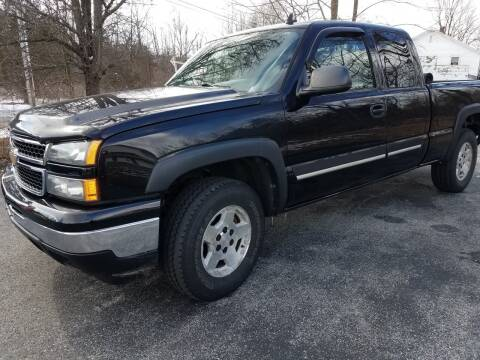2006 Chevrolet Silverado 1500 for sale at Ed Davis LTD in Poughquag NY