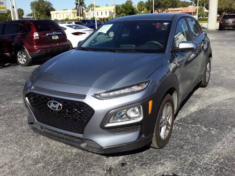 2020 Hyundai Kona for sale at YOUR BEST DRIVE in Oakland Park FL