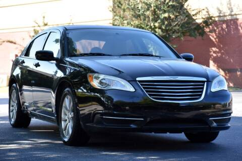 2011 Chrysler 200 for sale at Wheel Deal Auto Sales LLC in Norfolk VA