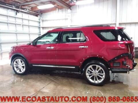 2019 Ford Explorer for sale at East Coast Auto Source Inc. in Bedford VA