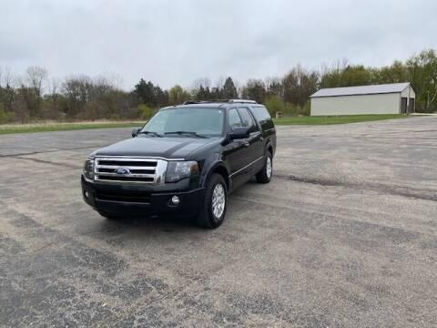 2014 Ford Expedition EL for sale at Caruzin Motors in Flint MI