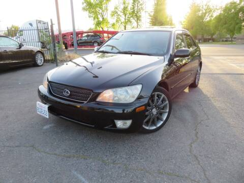2004 Lexus IS 300 for sale at KAS Auto Sales in Sacramento CA