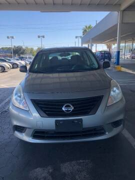 2013 Nissan Versa for sale at Auto Outlet Sac LLC in Sacramento CA