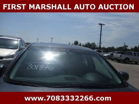 2007 Infiniti G35 for sale at First Marshall Auto Auction in Harvey IL