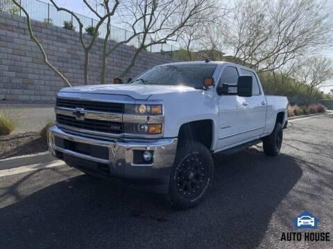 2015 Chevrolet Silverado 3500HD for sale at MyAutoJack.com @ Auto House in Tempe AZ