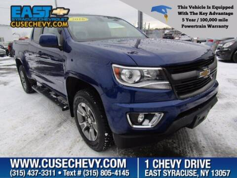 2016 Chevrolet Colorado for sale at East Syracuse Performance Sales & Service in Syracuse NY