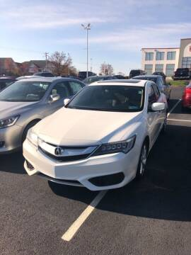 2016 Acura ILX for sale at Jeff D'Ambrosio Auto Group in Downingtown PA