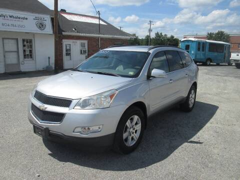 2011 Chevrolet Traverse for sale at Wally's Wholesale in Manakin Sabot VA