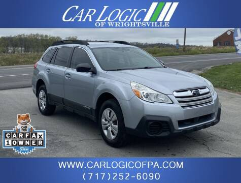 2013 Subaru Outback for sale at Car Logic in Wrightsville PA
